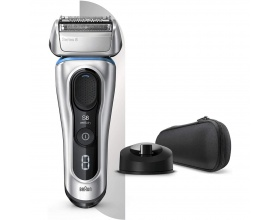 Braun Series 8 8350s Silver
