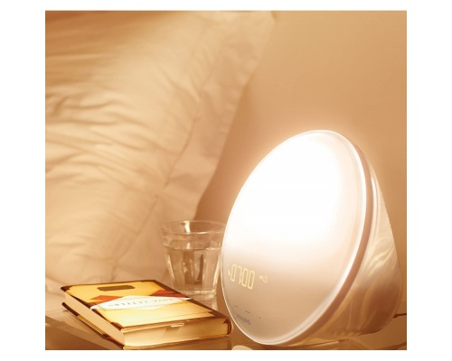 Philips Wake-up Light Alarm Clock HF3531/01
