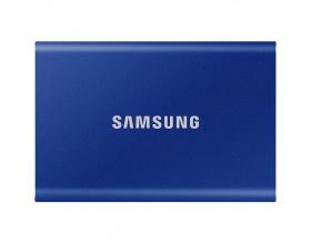 SAMSUNG T7 500 GB ΜΠΛΕ