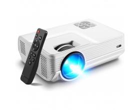 Amyneo Mini Projector Portable 5500 Lumens 1280*720p AK-01