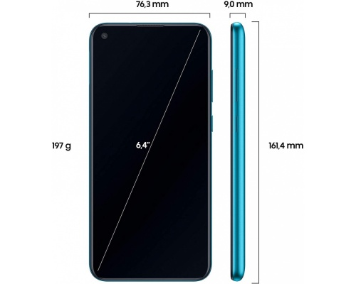 Samsung Galaxy M11 (32GB) Black