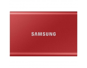Samsung T7 1TB Red