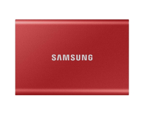 Samsung T7 1TB Red