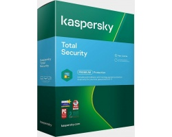 Kaspersky Total Security 2021 ( 3 Device - 1 Year )  Retail box Αποστόλη με courier