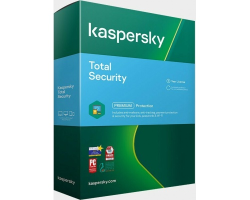 Kaspersky Total Security 2021 ( 5 Device - 1 Year )  ESD