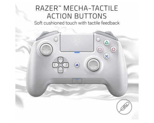 Razer Raiju Tournament Edition Mercury White