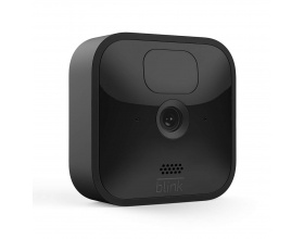 IP Wi-Fi Κάμερα HD Αδιάβροχη Μπαταρίας Μαύρη Blink Outdoor