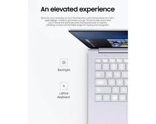 Samsung Galaxy Book Ion 13.3 (i7-10510U/8GB/512GB/FHD/W10)