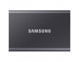 Samsung Portable SSD T7 1TB Titan Grey