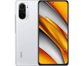 Xiaomi Poco F3 5G 6GB/128GB Arctic White Dual Sim (Ελληνικό menu-Global Version) EU