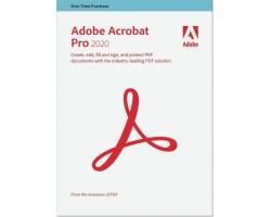 Adobe Acrobat Pro 2020 Windows ESD (Windows)