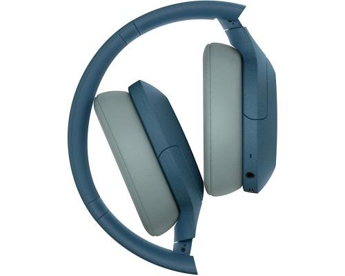 Sony WH-H910N H.Ear On 3 Ασύρματα On Ear Ακουστικά Μπλε