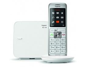 Gigaset CL660 Ασύρματο Τηλέφωνο με Aνοιχτή Aκρόαση Λευκό