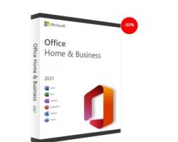 Microsoft Office Home & Business 2021 (Mac) Key