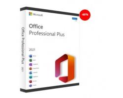 Microsoft Office Professional Plus 2021 1 PC Key
