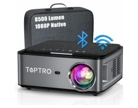 TOPTRO X1 8500 Lumen Projector Full HD